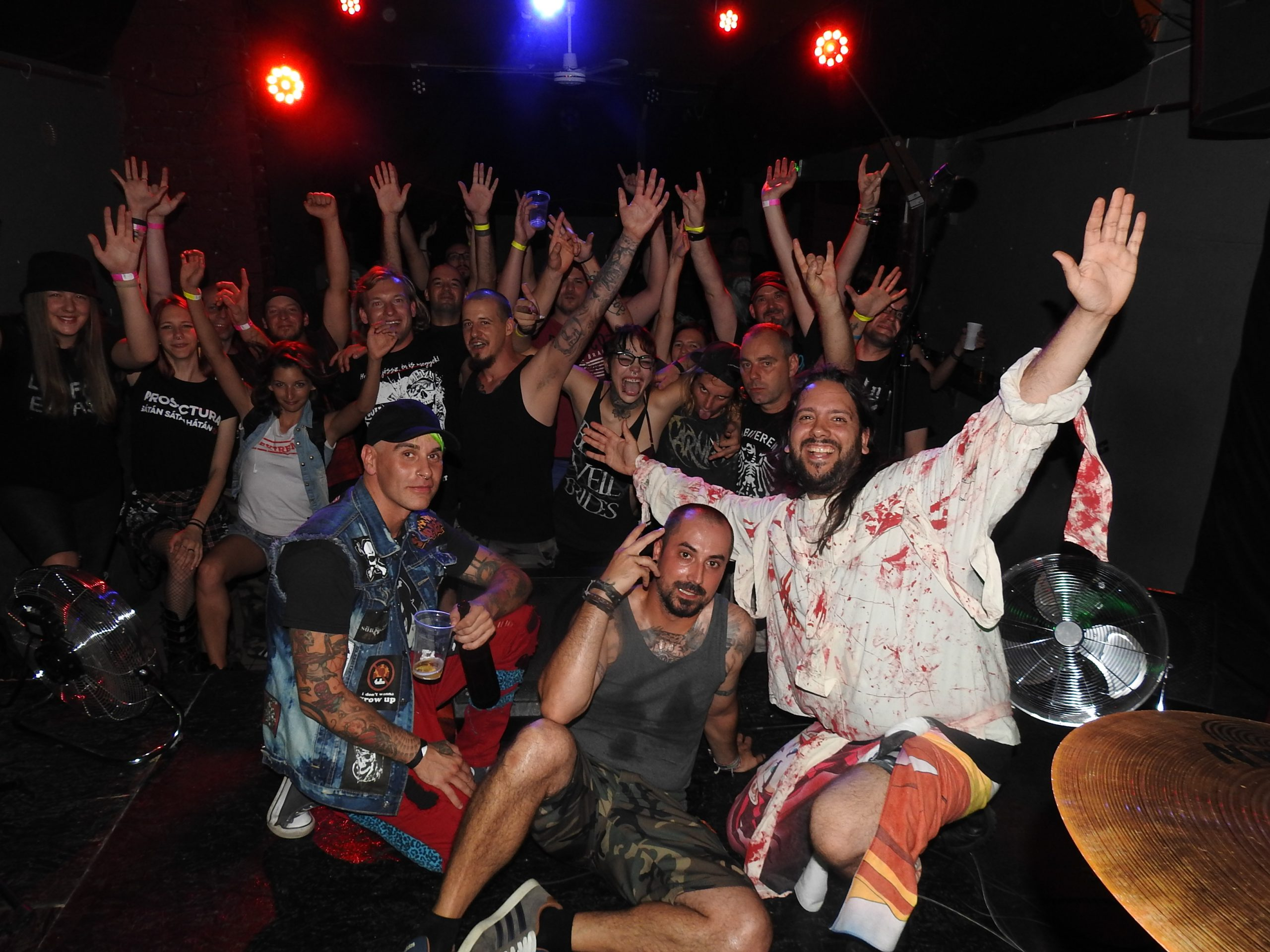 Söralátét 2020.09.12. S8 Underground Club Pukn Kulturális Találkozó közönségkép